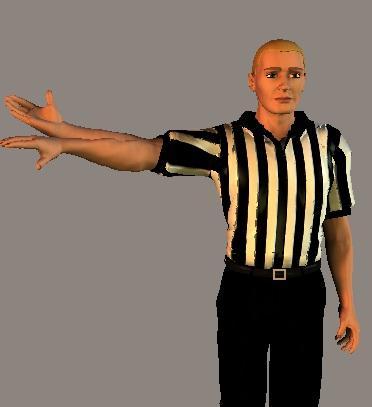 Youth Basketball Referee Signals | AVCSS Basketball