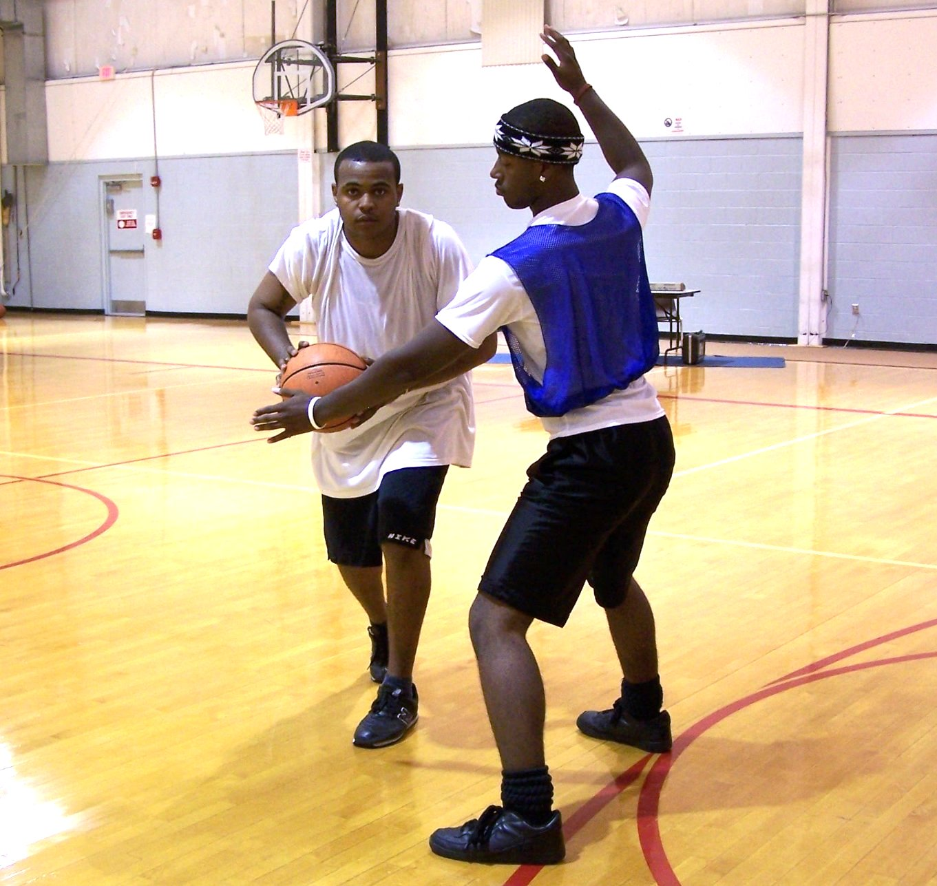 Man To Man Defense In Youth Basketball